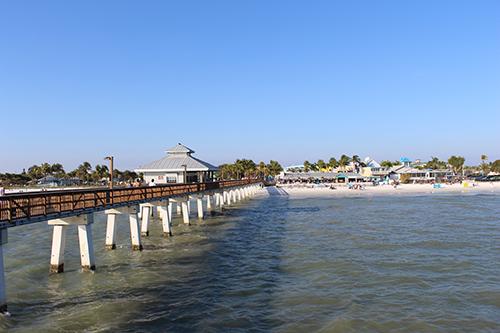 Shore Facing FMB Pier